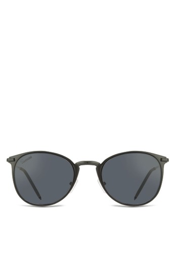 Paesprit高雄門市t 圓框太陽眼鏡, 飾品配件, 飾品配件
