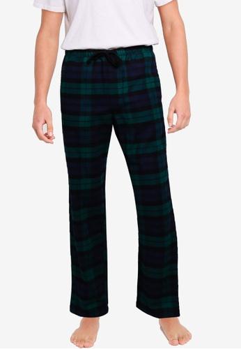 GAP multi Flannel Pyjama Pants 3677BAA097242EGS_1