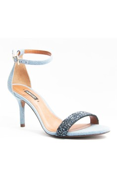 Arezzo Carrie Ankle Strap Heels