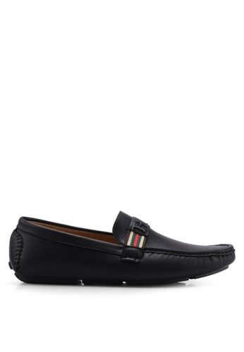 High Cultured black Casual Loafers-334 AD853SHDB4282AGS_1