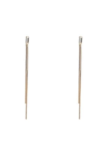 ALDO gold Onigoniel Pierced Earrings BFB99AC0A504E5GS_1