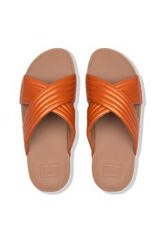 c5baf3058496 FitFlop Lulu Padded Slide RM 399.00. Sizes 5 6 8 9
