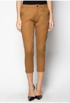 Non-Denim Trousers