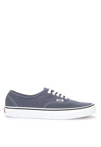 VANS blue Authentic Sneakers C0198SHB7A9838GS_1