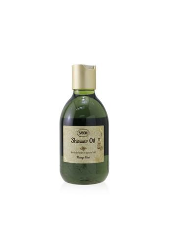 Sabon SABON - Shower Oil - Mango Kiwi (Plastic Bottle) 300ml/10.5oz 0AA91BE9F912BEGS_1