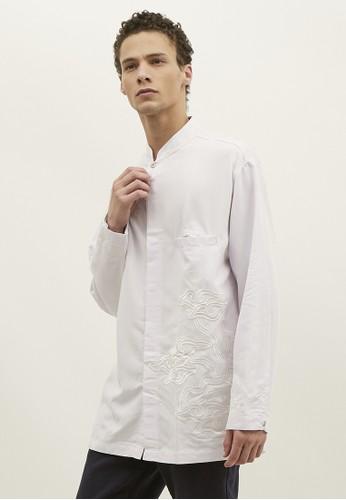 Woffi white Ridder Koko Shirt 3C173AA5E35AA0GS_1