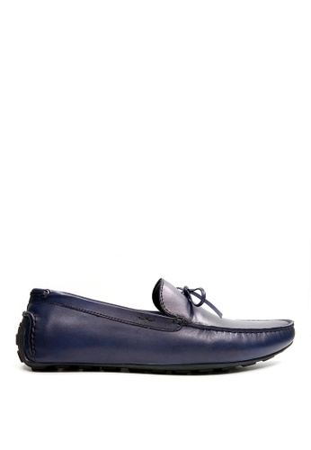 Kenneth Cole New York navy LEROY DRIVER B - Casual Loafer A8016SHB1FF112GS_1