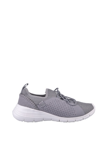 Hush Puppies grey Hush Puppies Elisha Cypress Lace Up In  Grey CB7E8SH66746ABGS_1