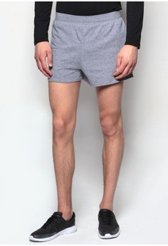 Knee Length Shorts With Zip Pocket