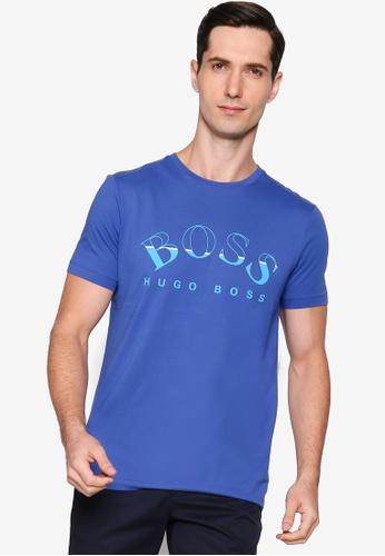 BOSS blue Tee 1 10165506 01-Boss Athleisure 9C7E6AABB46A64GS_1