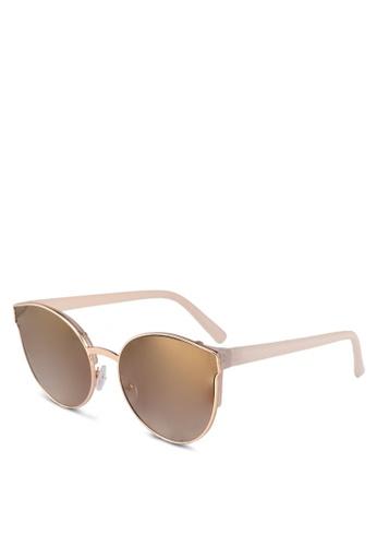 ALDO beige Floto Sunglasses AECA0GLAC62B37GS_1