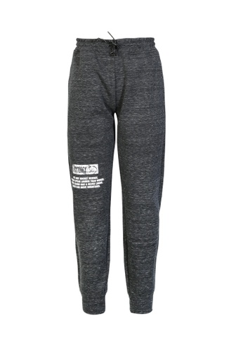 BSX black BSX Knitted Jogger pants 0411004308 46EFBAA2B9FD66GS_1