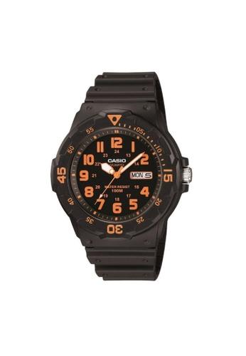Casio black CASIO GENERAL MRW-200H-4BVDF UNISEX'S WATCH 8C243ACB175E2EGS_1