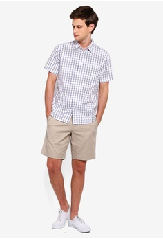 29a1f1f2c6 Banana Republic Short Sleeve Seersucker Shirt S$ 92.90. Sizes XS S M L XL