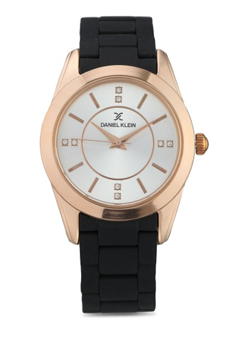 Daniel Klein 黑色 時尚質感女用錶 - DK11182-3 AE0E2AC6AFEFA1GS_1