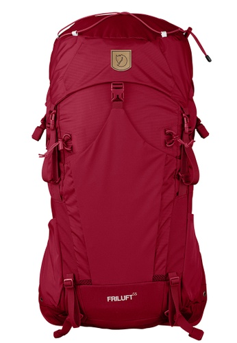 Fjallraven Kanken red Ox Red Friluft 55 Backpack F3091AC762E7AEGS_1