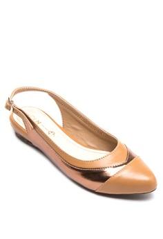 Elmarie Flat Sandals