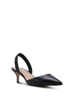 1fa61689ac80 ALDO Lovorelle Pointed Slingback Kitten Heels S  129.00. Sizes 6 7.5
