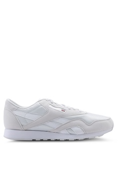 137bf866af2 Reebok grey Classic Nylon Color Shoes A335ESH2B1DA3CGS 1