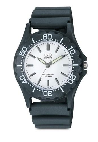 esprit 香港 outletQ&Q VP02J005 戶外休閒手錶, 錶類, 其它錶帶