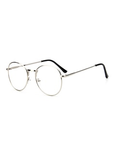 1c661e835e24 Elitrend Retro Metal Glasses with Silver Frame S  14.90. Sizes One Size