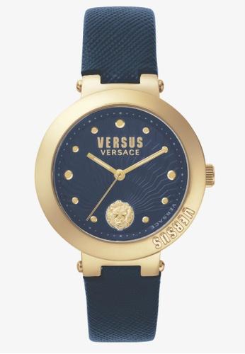 Versus blue Versus by Versace Lantau Island VEVSP370817 VE464AC0SBH4MY_1