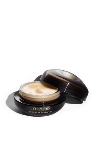 Shiseido black Future Solution LX Eye & Lip Contour Regenerating Cream E, 17ml ABF31BE9318361GS_1