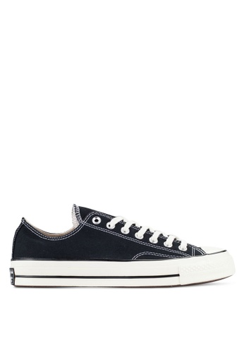 Converse black Chuck Taylor All Star '70 Ox Unisex Sneakers CO302SH38AKFMY_1