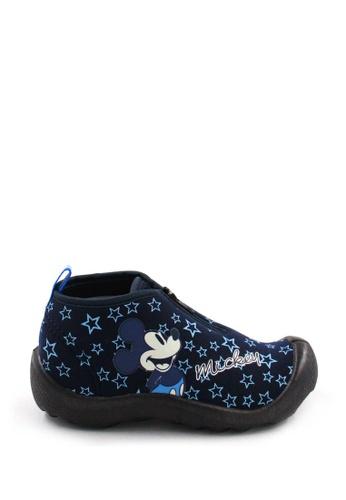 Mickey blue Mickey Slip On MK01-019 NB C1842KS49CDCA4GS_1