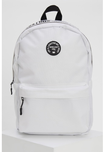 DeFacto white Man Backpack Bag 959CEAC1E68410GS_1