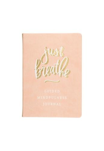 Klosh Guided Journal - Just Breathe 4D5DFHLBCC9333GS_1
