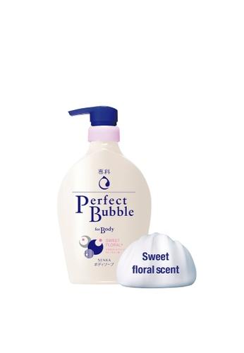 SENKA Senka Perfect Bubble For Body Sweet Floral 500ml A6B30BE699F048GS_1