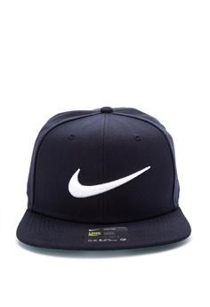 5203826b0bd27 10% OFF Nike Unisex Nike Sportswear Pro Swoosh Classic Hat RM 99.00 NOW RM  88.90 Sizes One Size