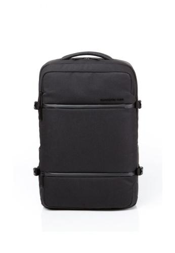 Samsonite Red black Caritani Backpack 6469FAC4898E9EGS_1