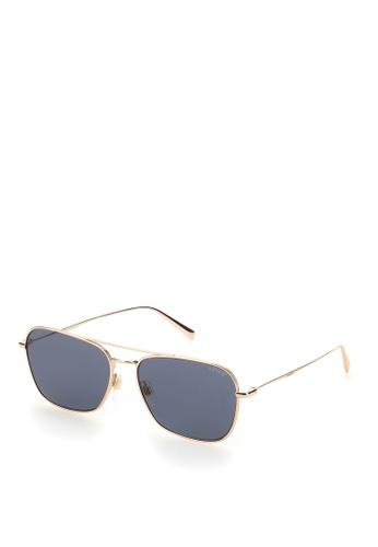 Levi's gold Lv 5001/S Sunglasses 48A3AGLDE93A36GS_1
