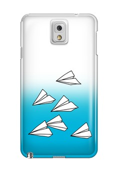 Paper Plane Hard Case for Samsung Galaxy Note 3