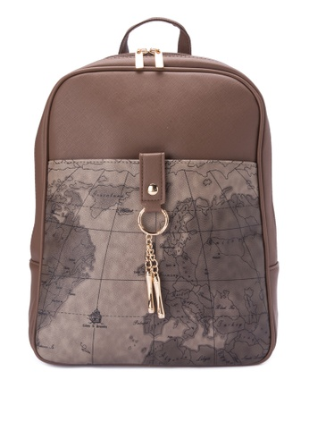 Shop giles n brooks nara world map backpack online on zalora giles n brooks beige nara world map backpack gi308ac0kfwlph1 gumiabroncs