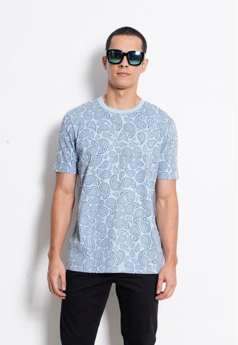 Hi Style Graphic Short Sleeve T-Shirt 0ED00AA0F2B02EGS_1