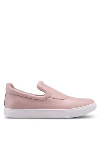 Kenneth Cole 粉紅色 KCNY Kenmare Sneakers 756C9SHA185D6FGS_1