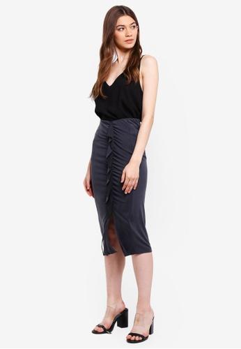 MbyM black Lorena Skirt B9E1AAAD6FB879GS_1