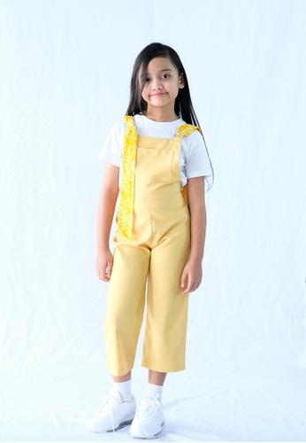 MyPrettyPlay yellow MyPrettyPlay Jasmine Jumpsuit Yellow 64A85KAA194B4CGS_1