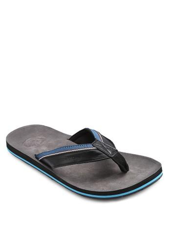 雙色esprit outlet 桃園夾腳涼鞋, 鞋, 鞋