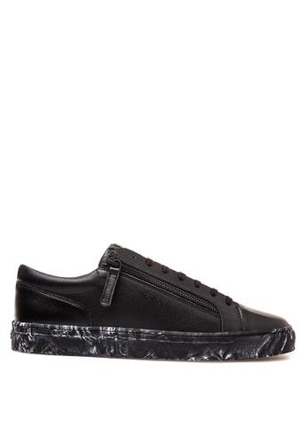Jim Rickey black Zed Sneakers JI829SH50POJPH_1