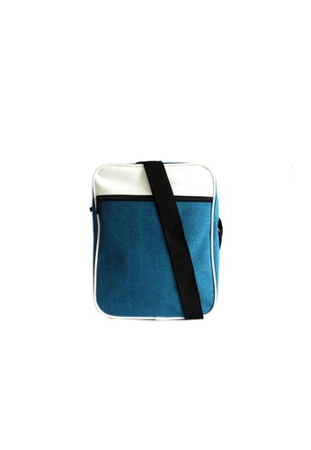 Stylesource blue Sling Bag 52769AC91C0D3BGS_1