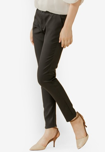 Eyescream black Tailored Suit Trousers 3AD6DAA72B0AC4GS_1