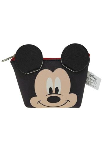 Disney Mickey Disney Mickey Mouse PU Mini Pouch 01D40KCC153ABEGS_1