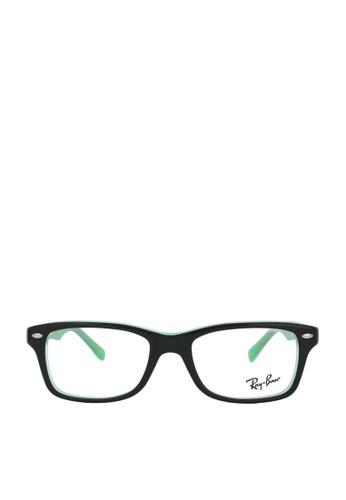 Ray-Ban multi Junior Eyeglasses with Anti Radiation Lenses 45AC2KCE9F7A97GS_1