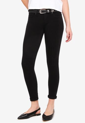 Levi's black Revel Shaping Skinny Jeans 3693FAA8AB6B56GS_1