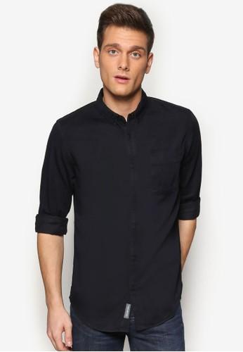 Wavy京站 esprit 2 長袖襯衫, 服飾, 襯衫