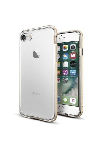 Spigen gold Spigen Neo Hybrid Crystal Case for iPhone 7/SE 2020 - Gold 2139FES911D436GS_1